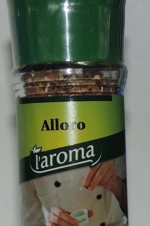 alloro bottiglietta vetro ( Siciliachegusto ) 18 g