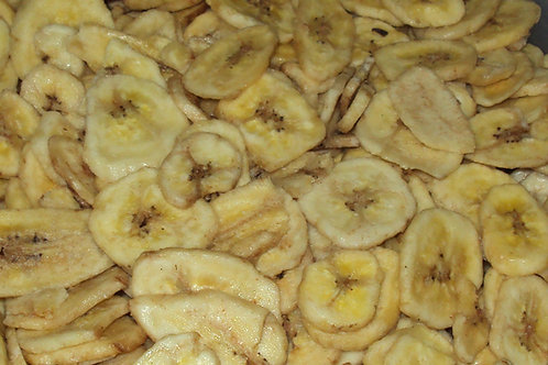 BANANA AL NATURALE CHIPS 100 G