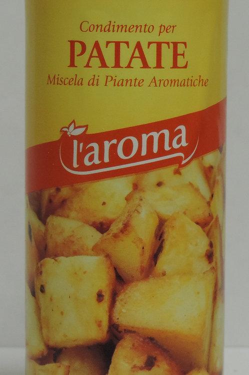 condimento per patate miscela di piante aromatiche ( SiciliacheGusto ) 120 g