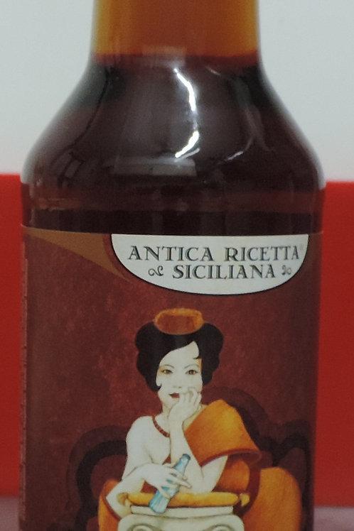 Bibita chinotto Antica ricetta Siciliana Polara 27,5 cl