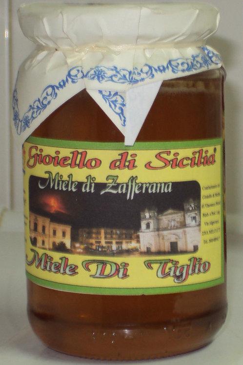 miele di tiglio ZAFFERANA ETNEA  500g