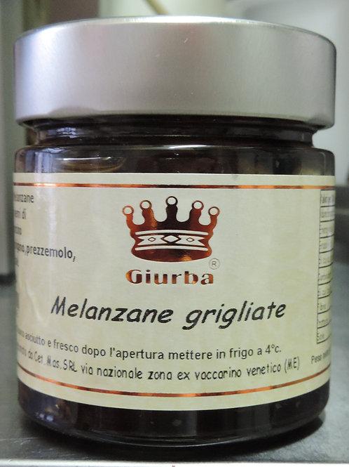 Melenzane grigliate ( Sicilia che gusto ) 212 G