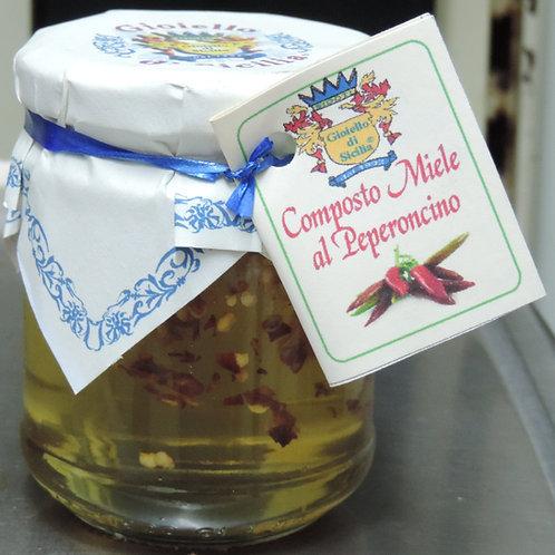 COMPOSTO MIELE E PEPERONCINO 250 G