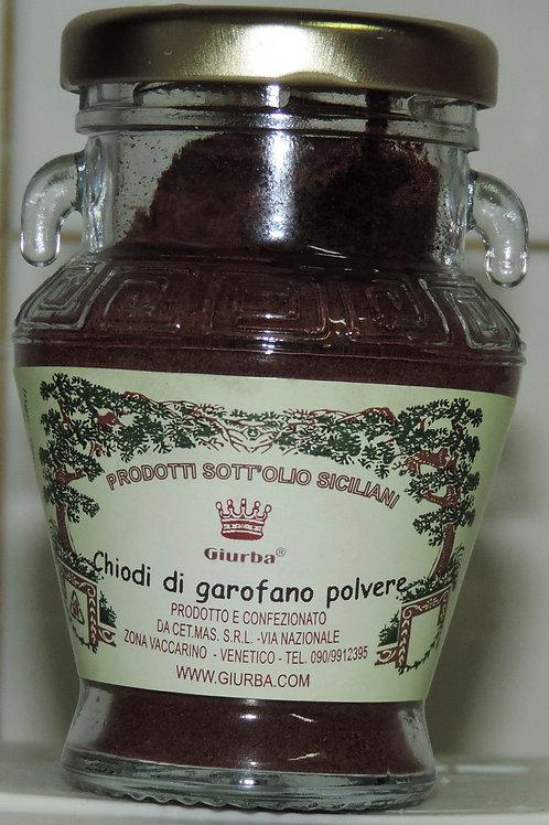 CHIODI DI GAROFANO IN POLVERE VASETTO  60 g
