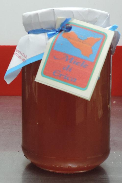 miele di ERICA ZAFFERANA ETNEA , 500g