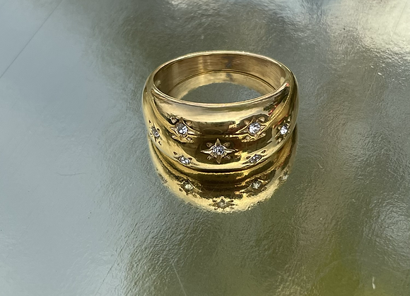 The Glow up Ring