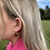Thumbnail: Arched Hoops - Gold & Silver