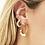 Thumbnail: Honey Hoop Earrings