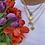 Thumbnail: High Standards Charm Tbar Necklace