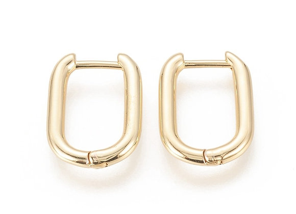 Polly huggie Earrings