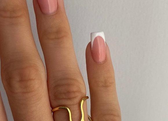 Adjustable 2faced Ring