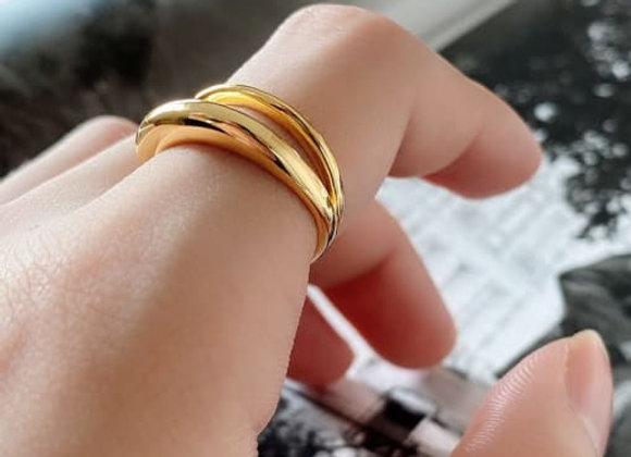 Adjustable Sally Ring