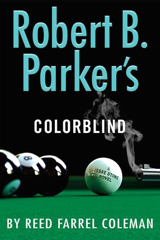 Robert B Parker - Colorblind