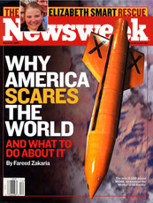 Why America Scares the World