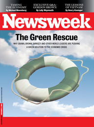 The Green Rescue