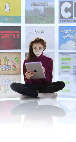 Scholastic New Magazine - Too Much Screen Time