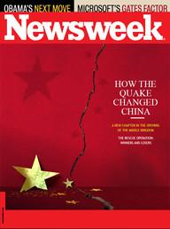 How the Quake Changed China