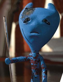 Blue Guy Animation