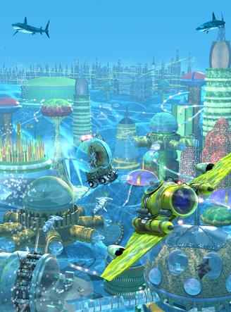 Atlantis Tycoon