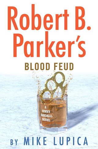 Robert B Parker - Blood Feud