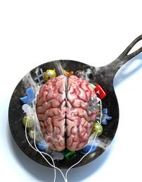 Screen Time Frying your Brain
