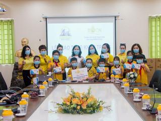 BWON HÀ NỘI CHUNG TAY CÙNG EVEREST SCHOOL PHÒNG CHỐNG DỊCH COVID - 19