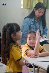 TIẾT CHUYÊN ĐỀ CẤP QUẬN VỀ HOẠT ĐỘNG TRẢI NGHIỆM TẠI EVEREST SCHOOL