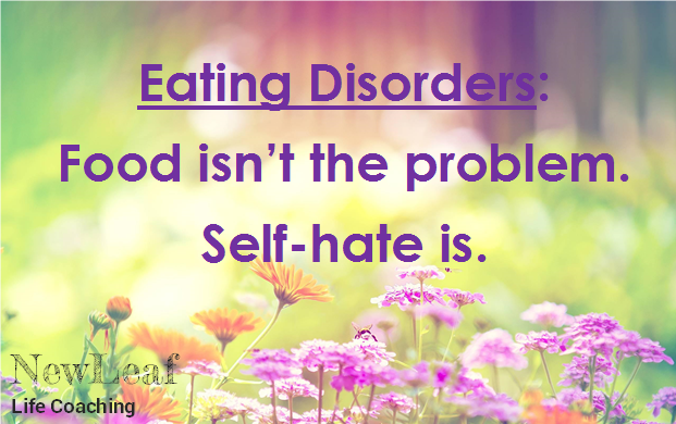 The most simple advice to getting over your Eating Disorder