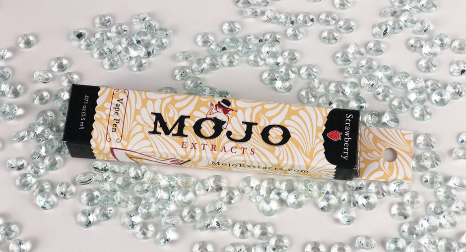 Mojo Extracts | Vape Pen Package