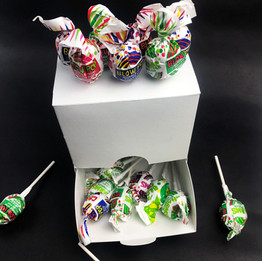 DMS Color | Point-of-Purchase Candy Display