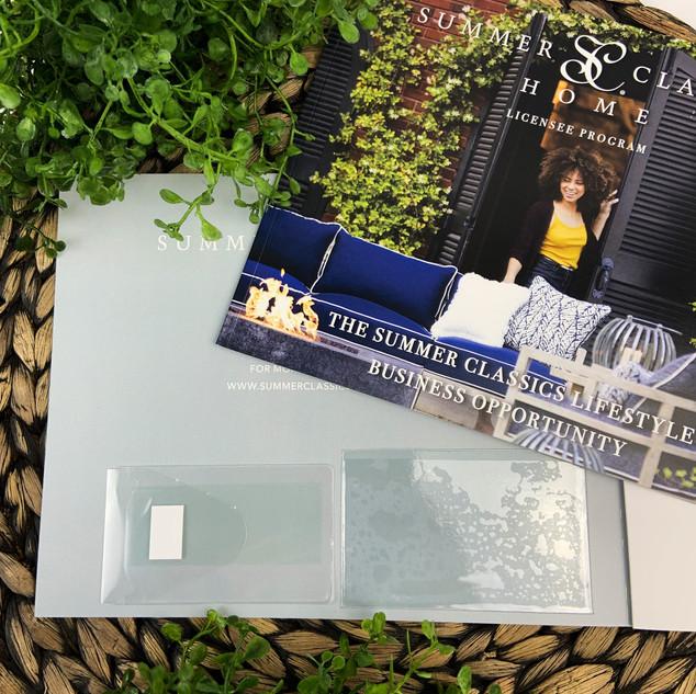 Summer Classics | Booklet Finishing Options