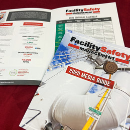 Facility Safety Management   Media Guide Printing