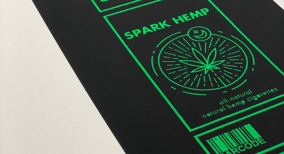 Spark Hemp | Carton Proof