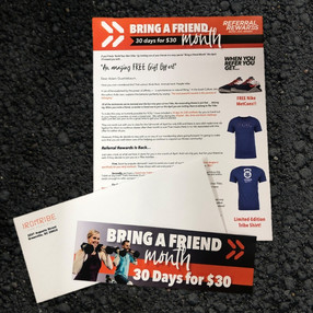 Iron Tribe | Direct Mail Printing