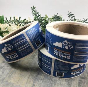 GenCanna | Tincture Labels