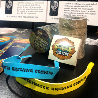 SweetWater 420 Fest   Promotional Products