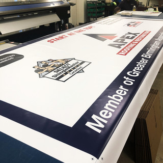 Large-Format Banner Printing
