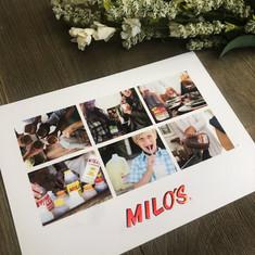 Raised Foil Birthday Cards