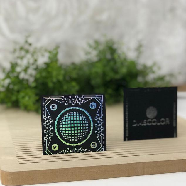 Unique Shape Business Card Printing