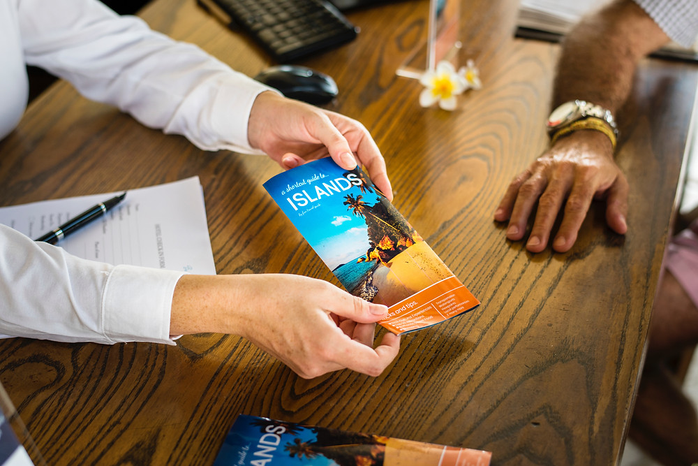 Create brochures that work with these digital printing tips