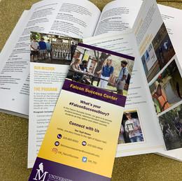 Montevallo   Tri-Fold Brochure Printing