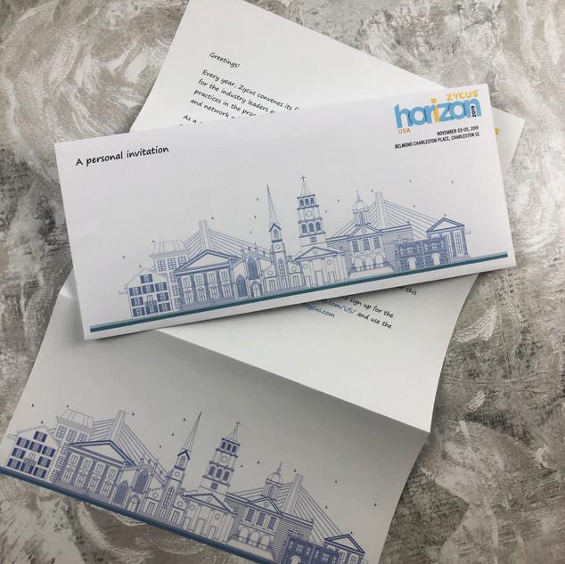 Horizon | Direct Mail Printing