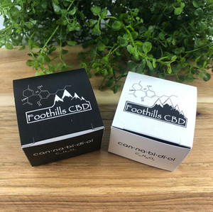 Foothills CBD | Concentrate Box