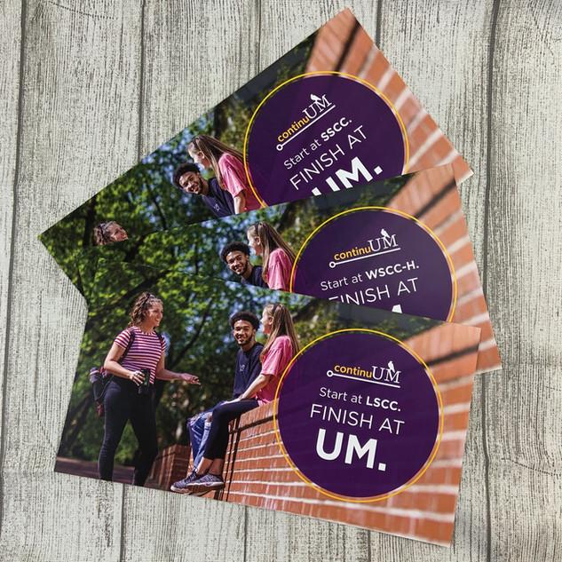 Montevallo   University Program Printing
