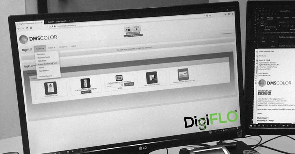 DigiFLO asset management system helps businesses streamline ordering