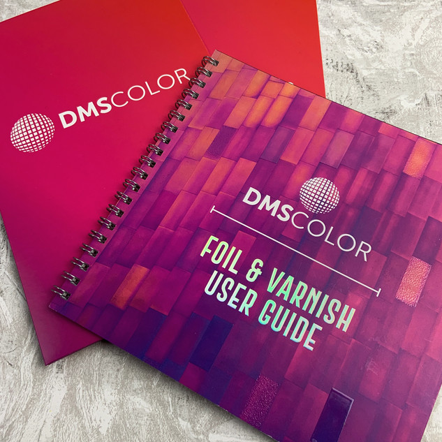 DMS Color | Multi-Page Brochure Printing