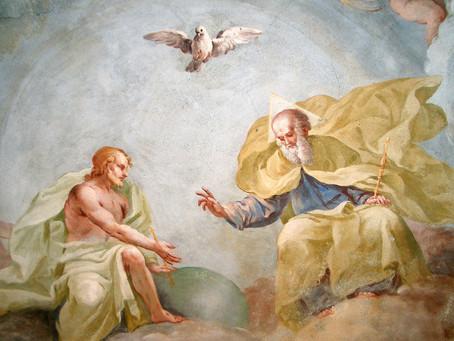 Patrick Sullivan speaks on How we got the Trinity