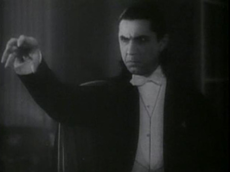 Dracula Hates Lent