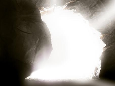 Easter Inspiration # 23<br> Resurrection or Resuscitation
