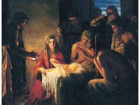 Patrick Sullivan speaks on Advent